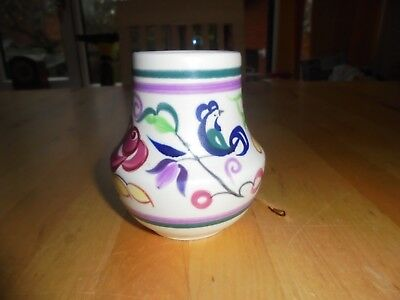 Collectors Poole Pottery Vase