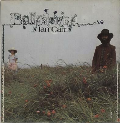 Ian Carr vinyl LP album record Belladonna - Spiral Label - VG/EX UK 6360076