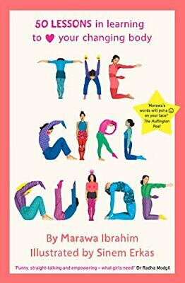 The Girl Guide by Marawa Ibrahim Book The Cheap Fast Free Post