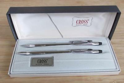 Cross Ball Point Pen and Pencil Set ~ 14-K6750
