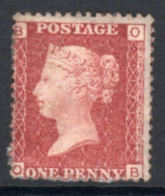 1d Red Plate 171 M/MINT(392)