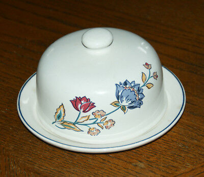 CAMARGUE (Boots) Ceramic Cheese Dome & Plate