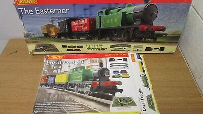 Hornby The Easterner + Local Freight Train Sets