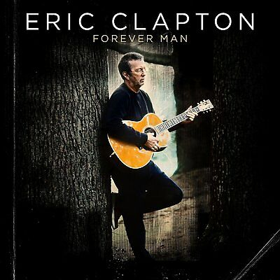 ERIC CLAPTON ( NEW SEALED 2 x CD SET ) FOREVER MAN / GREATEST HITS VERY BEST OF