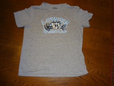 USED HS HIGH SCHOOL TEAM ISSUED Wrestling SHIRT GREAT FOR JOCK
