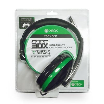 Turtle Beach Ear Force Recon 30X Headset (Xbox One/PS4/Mac/PC DVD)