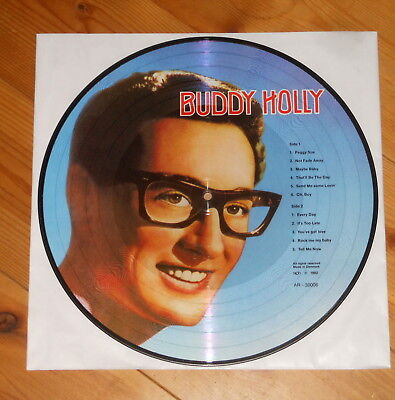 Buddy Holly - PICTURE LP - AR 30006