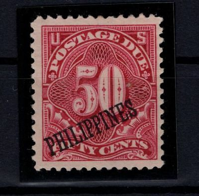P42492/ Philippines / Us Administration – Scott # J5 Neuf * / Mint Mh 225 €