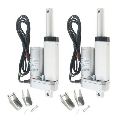 """2 Set 2"""" Storke Length Linear Actuator Motor Eliable Performance for Car Boat"""