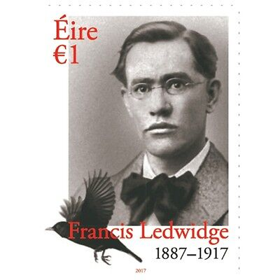 Ireland 2017 - Centenary of the death of Francis Ledwidge