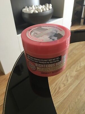Soap And Glory The Righteous Butter Body Butter 300ml Brand New
