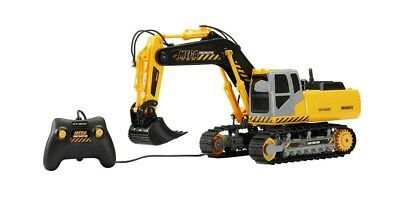 NEW New Bright Full Function Mega Excavator with Remote Control Playset