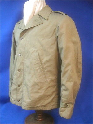 WWII US Army Officer's M-1941 Field Jacket,  Original