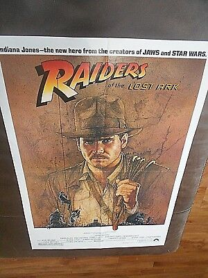 Harrison Ford          Raiders Of The Lost Ark      16X24