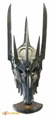 Sideshow The Lord Of The Rings, Helm Of Sauron, One Of 3000, Ovp - 3Awxh18