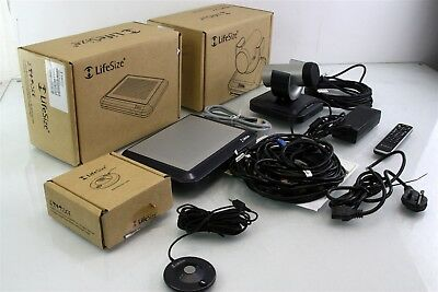LifeSize Express LFZ-006 440-00024-901 With Camera & Remote & Microphone
