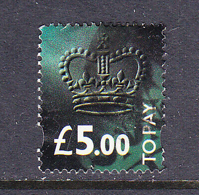 GB Postage Due stamp -1994 £5.00 Used - Collection odd