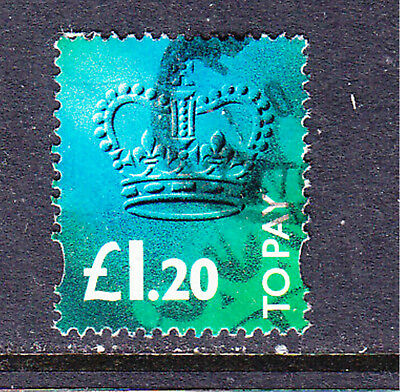 GB Postage Due stamp -1994 £1.20 Used - Collection odd