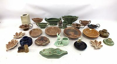 WADE Job Lot of 25 Ornaments, Vases, Candleholders & Other - Y96