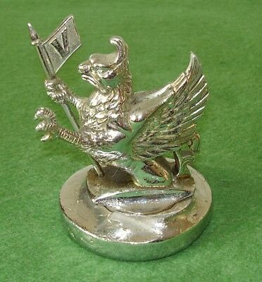 VINTAGE ORIGINAL CAR MASCOT VAUXHALL GRIFFIN WYVERN by JOSEPH FRAY