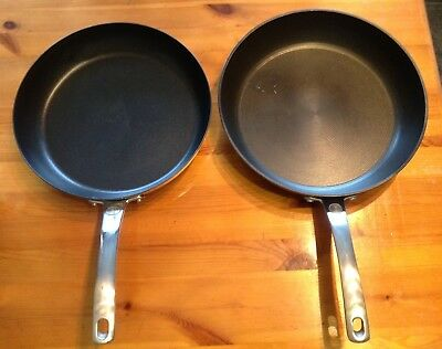 Circulon Ultimum Forged Aluminium With Stainless Steel 30cm and  28cm Skillets