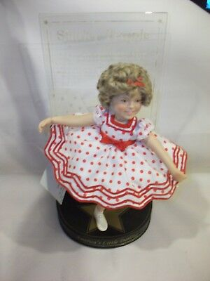 Exclusive Danbury Mint America's Little darling Porcelain Collector Doll