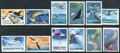 AUSTRALIAN ANTARCTIC  L23 - L24 Beautiful Mint Never Hinged  Set    UPTOWN 30441