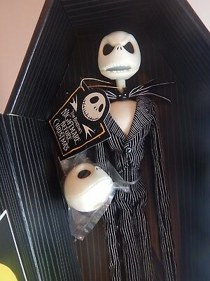 Nightmare Before Christmas Jack Skellington Rare Figurine Jun Planning