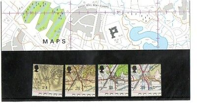 1991 Maps Presentation Pack  More Listed