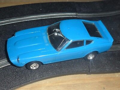 Scalextric rare vintage Datsun 260Z C53 rally / touring car Superb working order