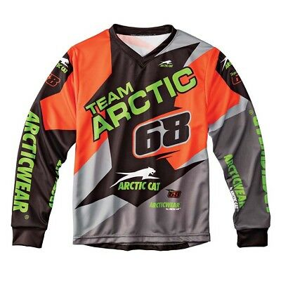 Arctic Cat Team Tucker Youth Jersey 2018