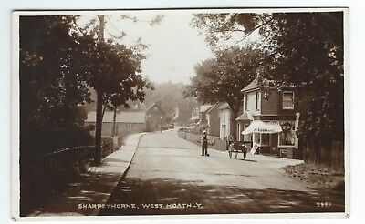 1940's RP Postcard Sharpthorne West Hoathly West Sussex by Hamiltons