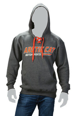 Arctic Cat With Laces Hoodies 2018