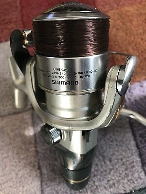 Exage 2500 Shimano Fishing Reel.