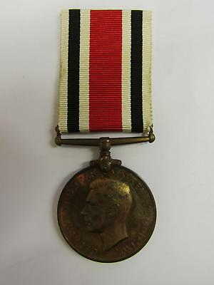 George VI medal For Faithful Service in the Special Constabulary: Herbert Lomas