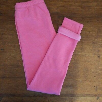 NWT Gymboree Outlet Pink Warm and Fuzzy Leggings Size 4 5 6 7 8 10 12 14