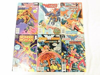 Wonder Woman #290, 299, 307, 308, 309, 310 DC Comics High Grade NM 9.2-9.4 CC229