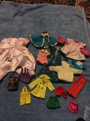 15 Items Of Dolls Clothing.