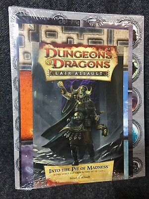 Dungeons and Dragons Lair Assault - Into the Pit of Madness - Sealed in Plastic