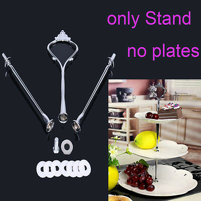 Cake Plate Stand Handle Wedding Party Tea Fitting Hardware