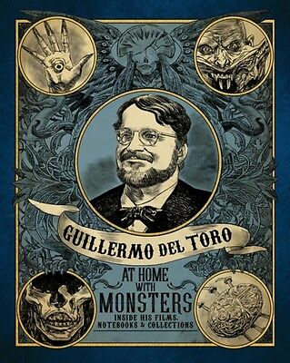 Guillermo Del Toro At Home With Monsters, 9781785654220