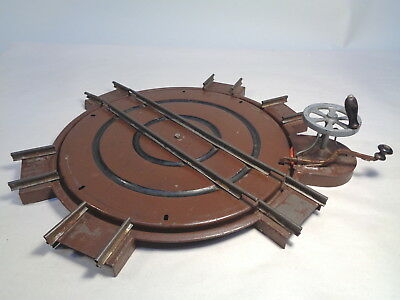 Marklin Locomotive Turntable 1 Gauge 2 Rail Germany #x4127