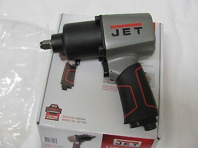 """JET JAT-104 Pneumatic R8 900 ft-lbs Impact Wrench, 1/2"""", New, Free Shipping"""