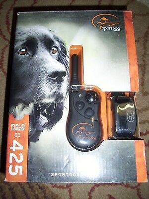 Sportdog Brand Field Trainer Shock Collar 500 Yards Sd425
