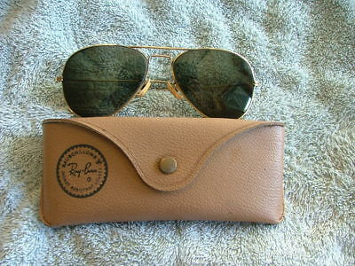 Vintage Aviator Sun Glasses Possibly Ray Ban
