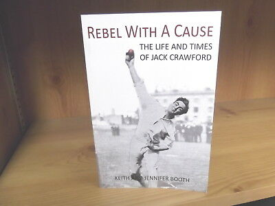Rebel With A Cause: The Life and Times of Jack Crawford (2016)
