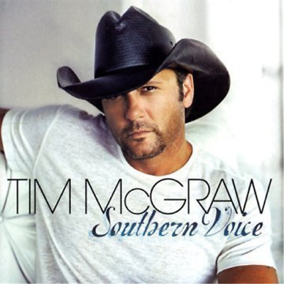 Tim McGraw-Southern Voice  CD NEW