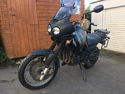 Triumph Tiger 885i Touring Motorcycle with New MOT and premium accessories
