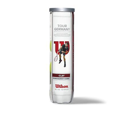 Wilson Tour Germany DTB 18 x 4er Dose