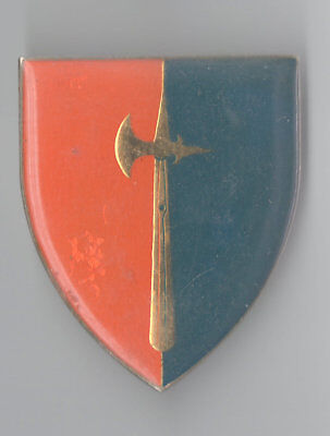 South African Army HQ 84 Motorized Brigade arm shield